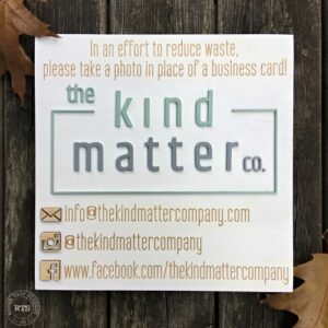 Businesses Card Signs