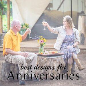 Best Designs for Anniversaries