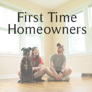 Designs for First Time Homeowners